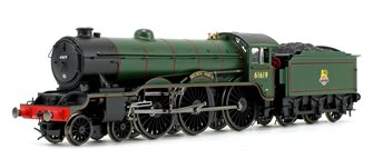 'Welbeck Abbey' Class B17 BR Green (Early) 4-6-0 Steam Locomotive No.61619