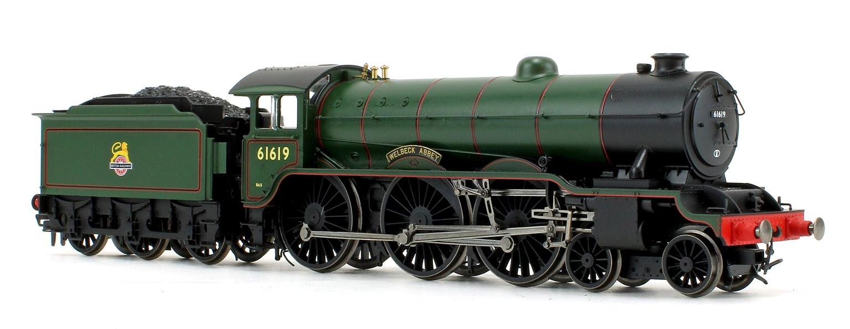 'Welbeck Abbey' Class B17 BR Green (Early) 4-6-0 Steam Locomotive No.61619