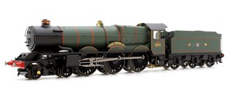 The Final Day Collection - GWR 4-6-0 'King George III' 6000 King Class Limited Edition