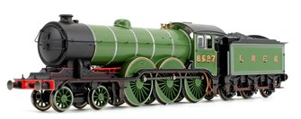 Holden Class B12 LNER Green 4-6-0 Locomotive 8527