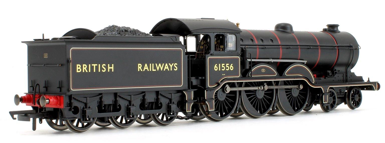 Holden B12 Transition BR Black 4-6-0 Steam Locomotive No.61556