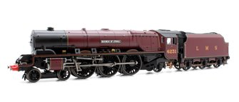 LMS 4-6-2 'Duchess of Atholl' Princess Coronation Class (Modified) Locomotive