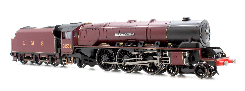 LMS 4-6-2 'Duchess of Atholl' Princess Coronation Class (Modified) Locomotive