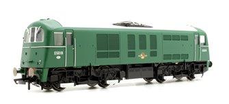 Class 71 E5018 BR Green Electric Locomotive
