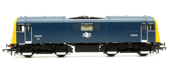 BR Class 71 'E5005' BR Blue (Pre-TOPS) Electric Locomotive