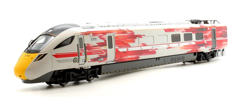 Hitachi IEP Bi-Mode Class 800/0 DPTS & DPTF Test Train Power Units Train Pack - Limited Edition