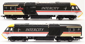 BR Intercity, Class 43 HST, 'Valenta' Powered Train Pack with TTS Sound!
