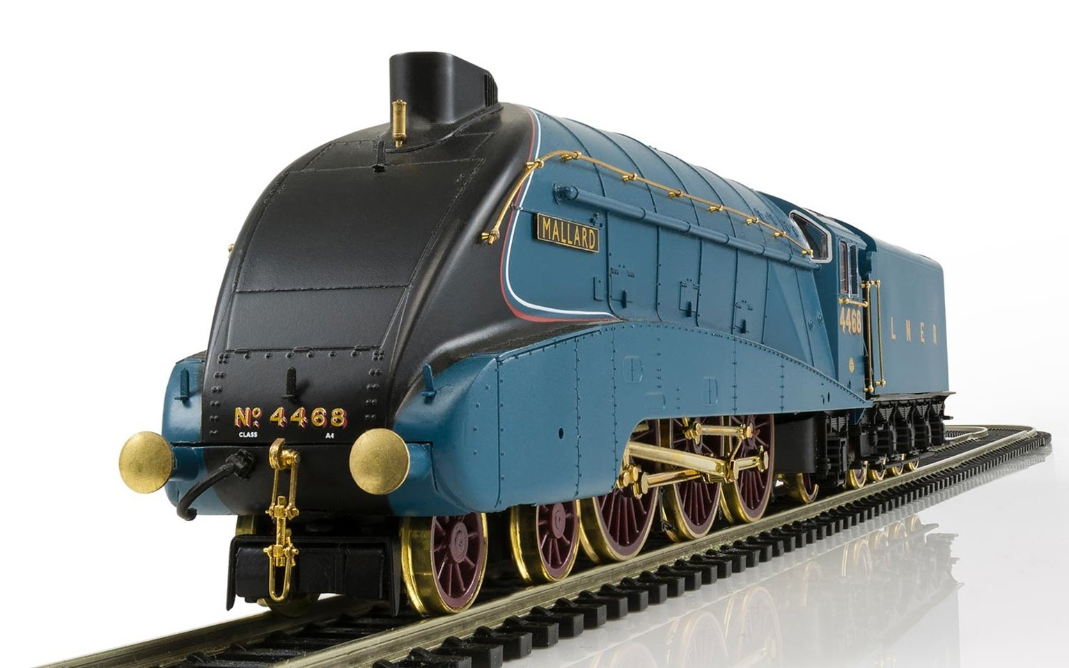 LNER, A4 Class, 4-6-2, 4468 Mallard - Limited Edition Anniversary Pack