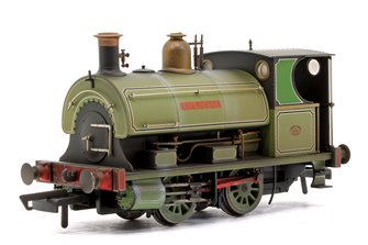 Custom Finished Peckett W4 'Nicausse' Willans and Robinson 0-4-0 Tank Locomotive No.88