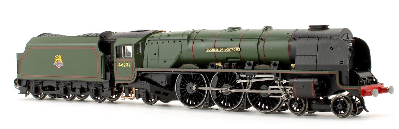 'Duchess of Montrose' BR Green Princess Coronation Class 4-6-2 Locomotive No.46232