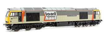 Class 60 070 'John Loundon McAdam' Loadhaul Diesel Locomotive