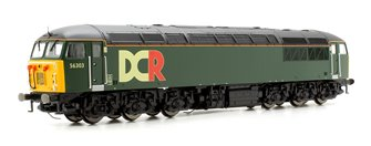 Class 56 303 DCR Livery Co-Co Diesel Locomotive