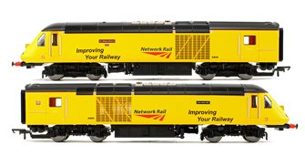 Network Rail 'Improving Your Railway' Class 43 HST Power Cars Pack