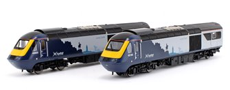 ScotRail Class 43 HST Power Cars Pack (43033 and 43183)