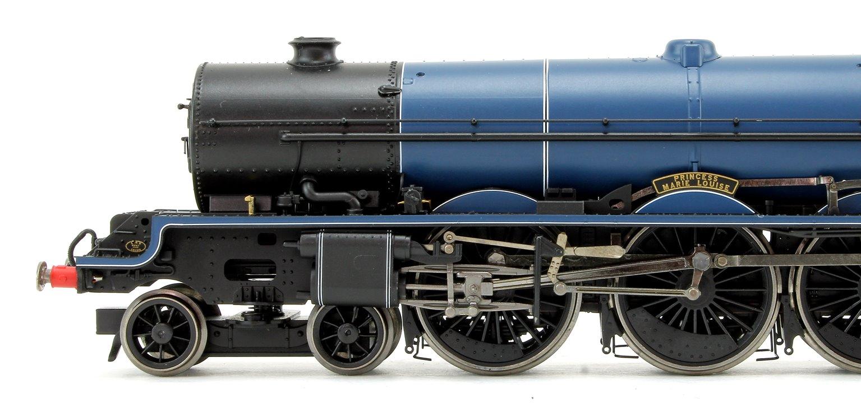 'Princess Marie Louise' BR Blue Princess Royal Class 4-6-2 Steam Locomotive No.46206