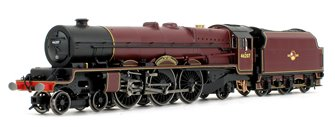 'Princess Arthur of Connaught' BR Maroon Princess Royal Class 4-6-2 Steam Locomotive No.46207