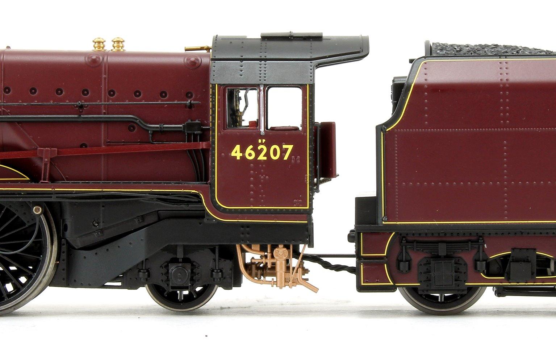 'Princess Arthur of Connaught' BR Maroon Princess Royal Class 4-6-2 Steam Locomotive No.46207