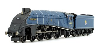 """Mallard"" Class A4 BR Blue 4-6-2 Steam Locomotive No.60022"