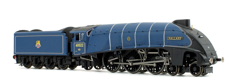 """Mallard"" Class A4 BR Blue 4-6-2 Steam Locomotive No.60022"