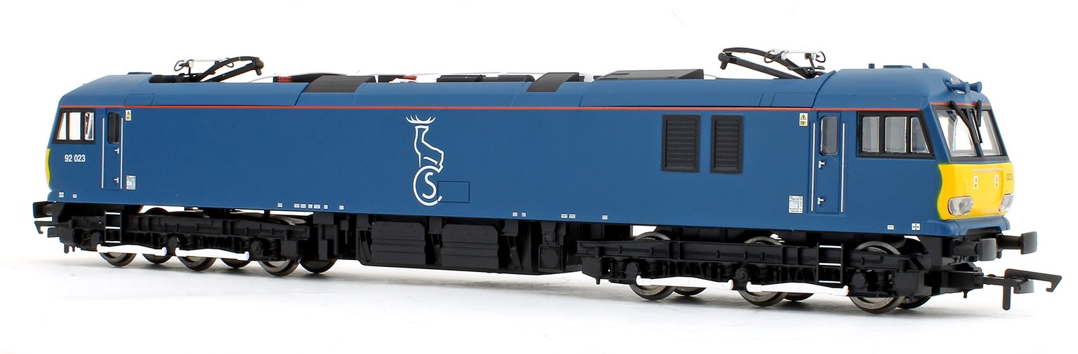 Class 92 023 Caledonian Sleeper Co-Co Electric Locomotive