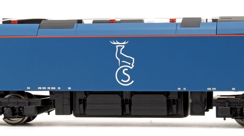 Class 92 023 Caledonian Sleeper Co-Co Electric Locomotive