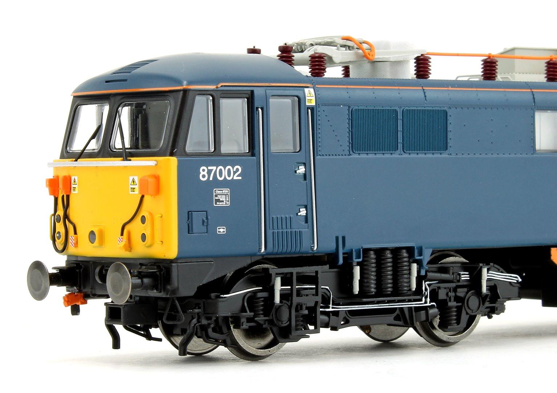 Class 87 002 'Royal Sovereign' Caledonian Sleeper Bo-Bo Electric Locomotive