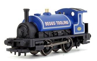 Beggs Tooling Class 264 'Pug' 0-4-0ST Locomotive No.854