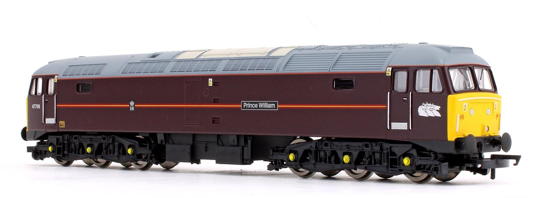 Class 47 798 'Prince William' EWS Royal Train Co-Co Diesel Locomotive