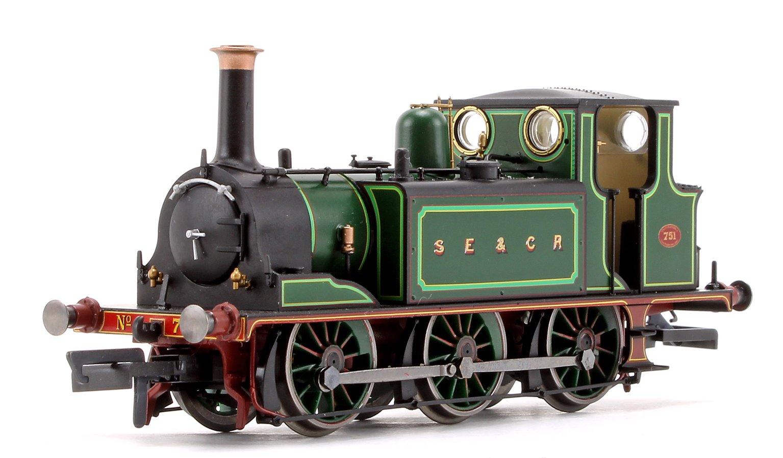 SE&CR 0-6-0 Terrier Locomotive No.751