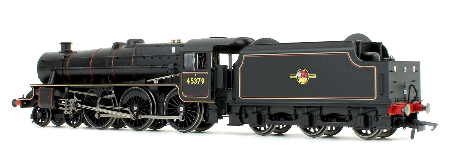 1:1 Collection BR Black Class 5MT 4-6-0 Steam Locomotive No.45379 Limited Edition