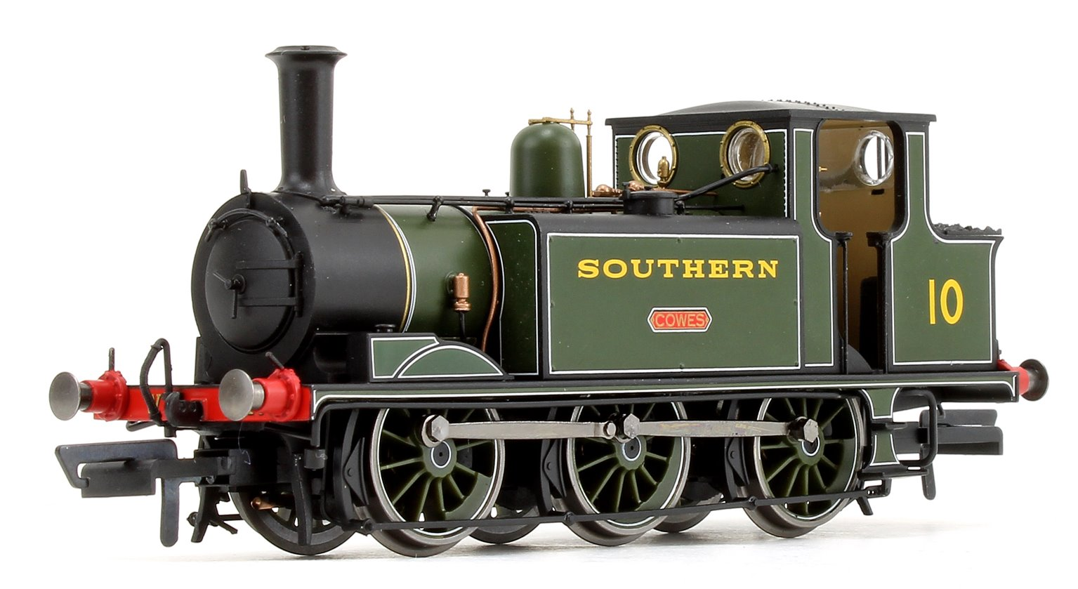 'Cowes' Southern 0-6-0T Terrier Locomotive No.W10