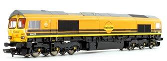 Class 66 623 Freightliner/G&W Livery Diesel Locomotive