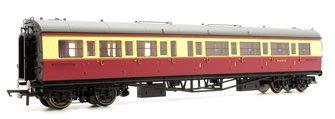 BR Crimson/Cream Collett 'Bow-Ended' Corridor Composite (Right Hand), W6145W