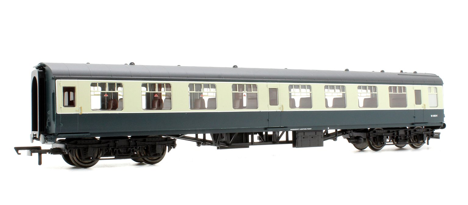BR Mk1 Coach Second Open 'W4804', Blue & Grey Livery
