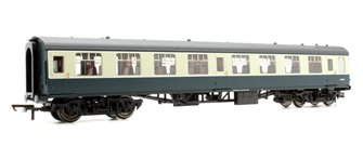 BR Mk1 Coach Tourist Second Open 'W5025', Blue & Grey Livery