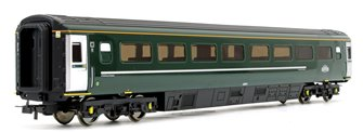 GWR Mk3 Trailer Standard Open Coach H No.42554