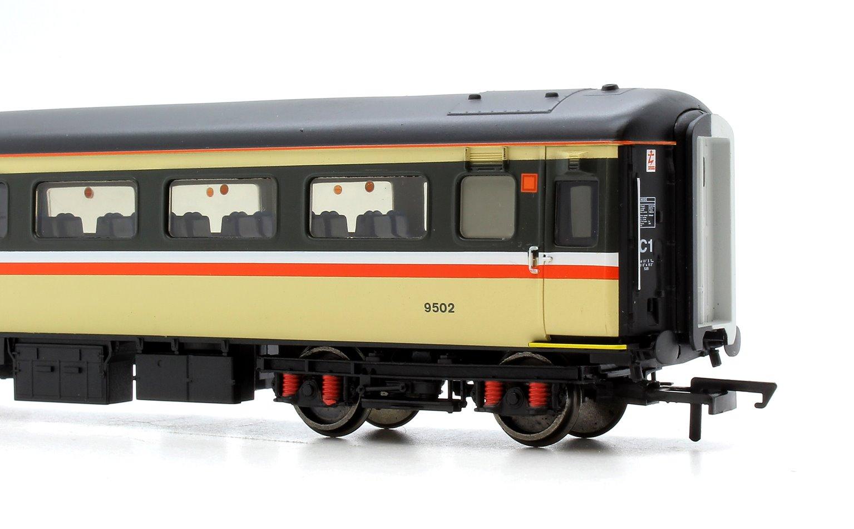 BR Mk2E Coach Open Brake Second (BSO) '9502', Executive Livery