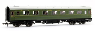 Southern Railway SR Maunsell Open Third Class Coach No.1375