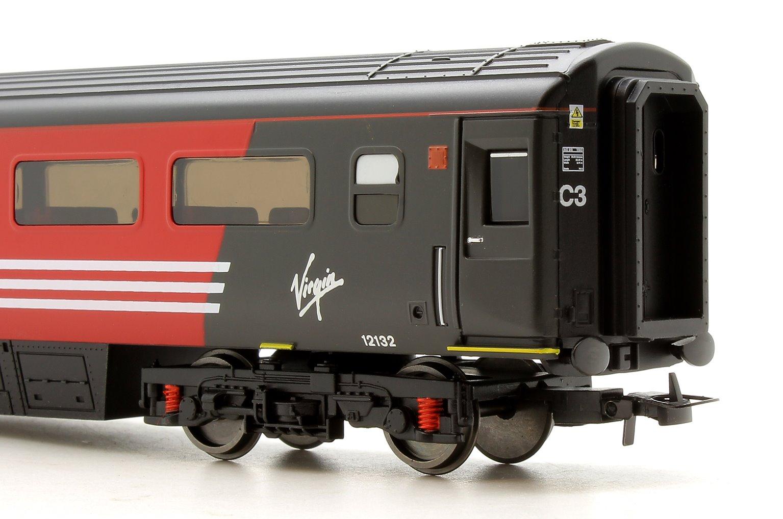 Virgin Trains, Mk3 Trailer Standard Open (TSO), 12132