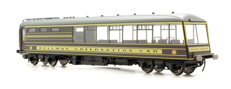 Pullman, 'J' Type 'Devon Belle' Observation Car, No. 13