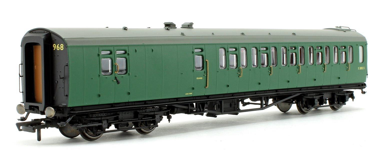 BR 59' Bulleid Suburban Corridor Brake Third Coach S2852S