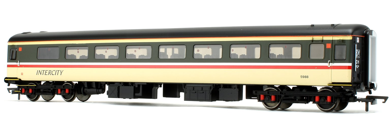 BR Intercity Executive MK2F 2nd Class Open Coach #5988