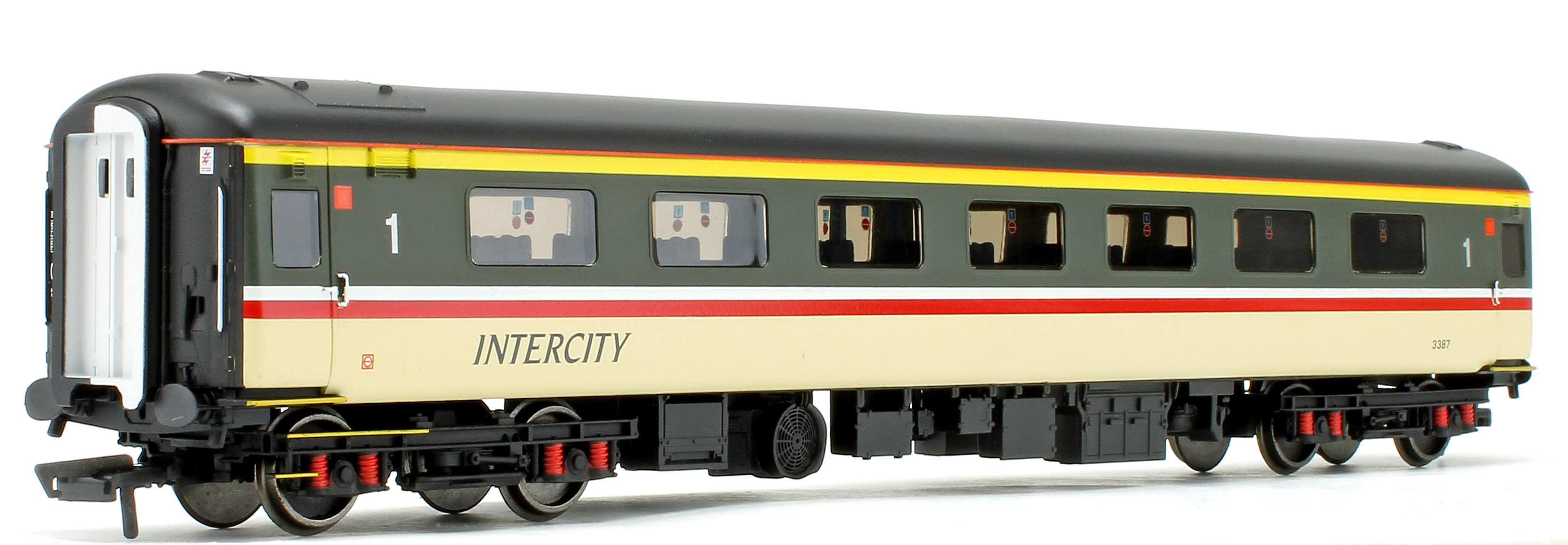R4920 Hornby BR MK2F First Open Coach Intercity Executive 3387