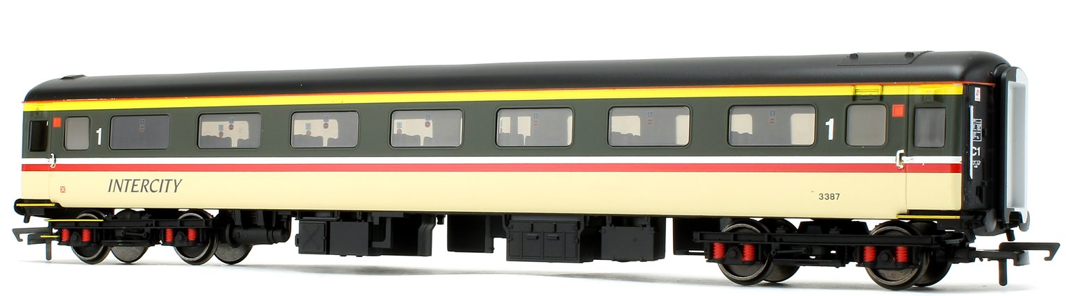 BR Intercity Executive MK2F 1st Class Open Coach #3387