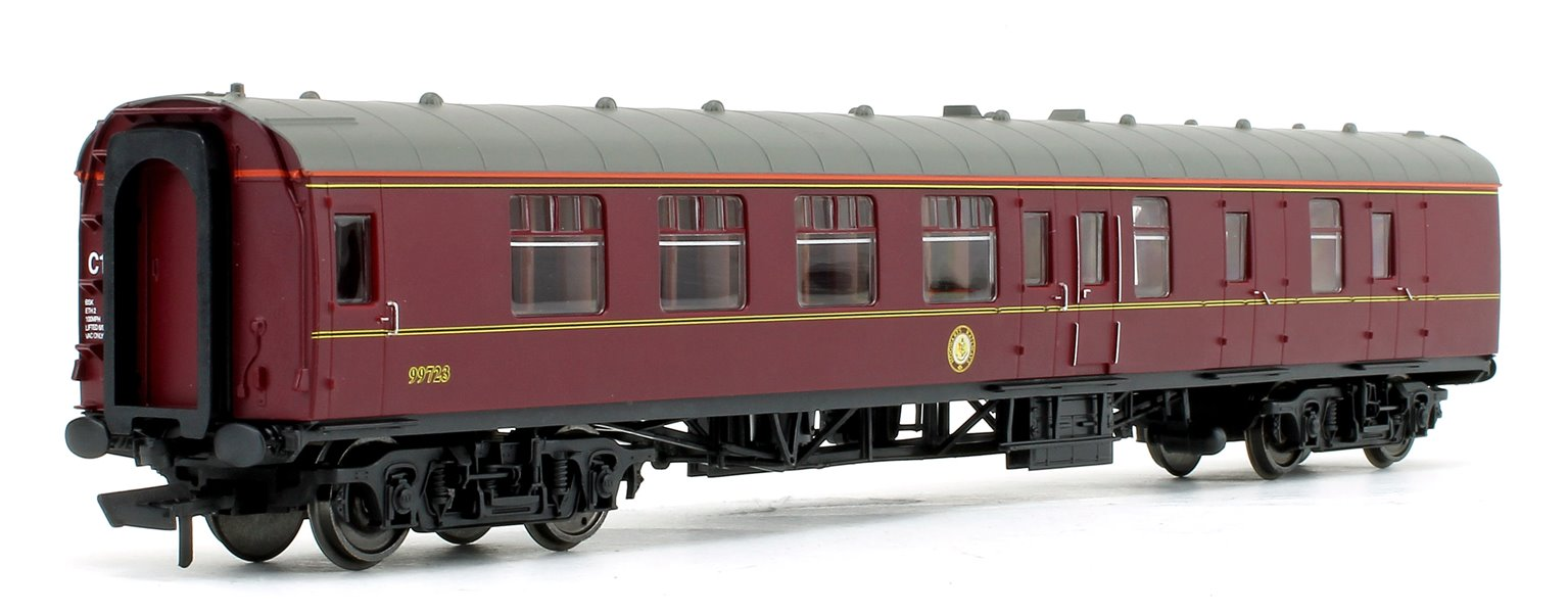 Harry Potter Hogwarts Express Mk1 BSK Nos. 99723