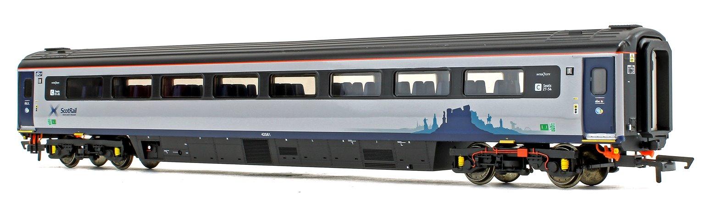 ScotRail MK3 Sliding Door TS Trailer Standard Coach No.42561