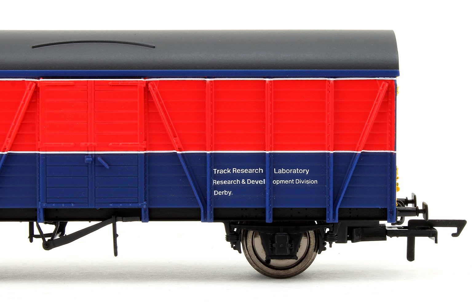 BR R&D Division, ex-LMS CCT Track Research Laboratory, RDB 975667