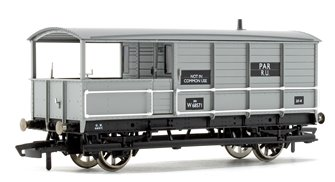 BR (ex-GWR) 20 Ton Goods Brake Van 'Toad' No.W68571