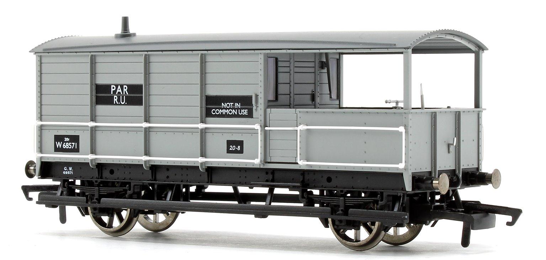 BR (ex-GWR) 20 Ton Goods Brake Van 'Toad' No.W68571