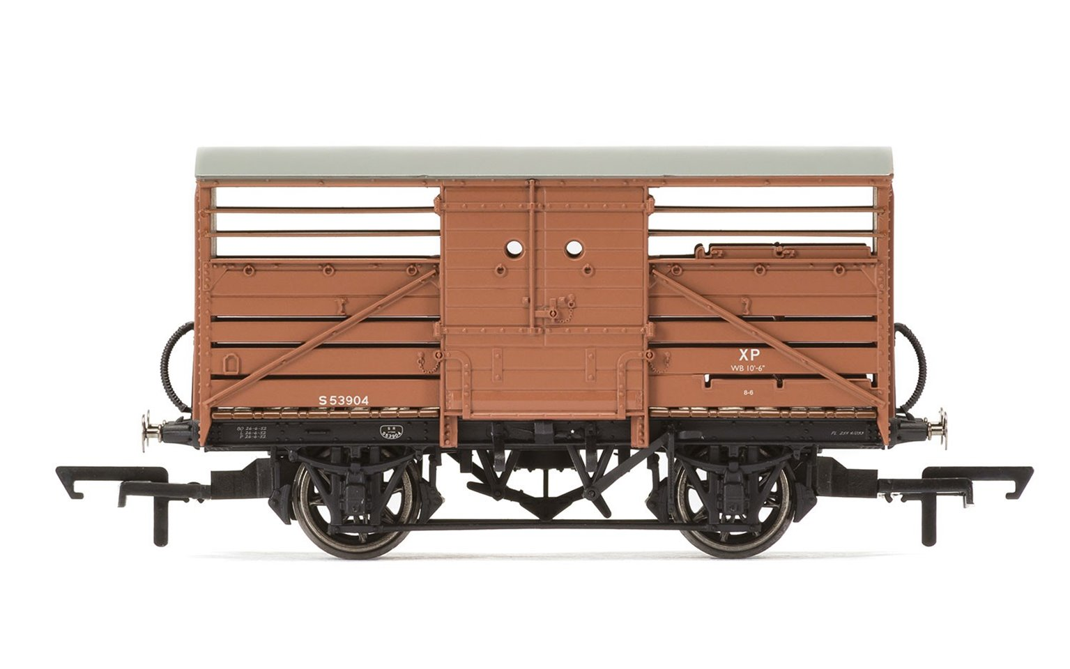 Dia.1529 Cattle Wagon, British Railways